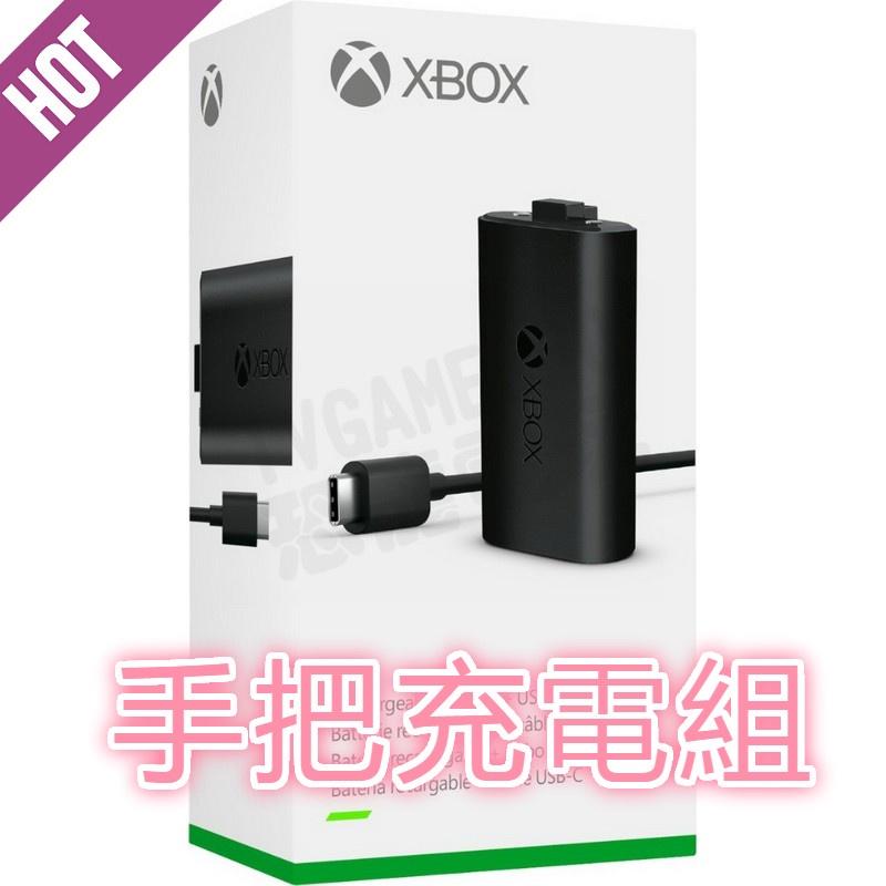 微軟 XBOXSERIES XBOX SERIES S X 原廠同步充電套件 手把充電組 鋰電池 USBC充電線 公司貨