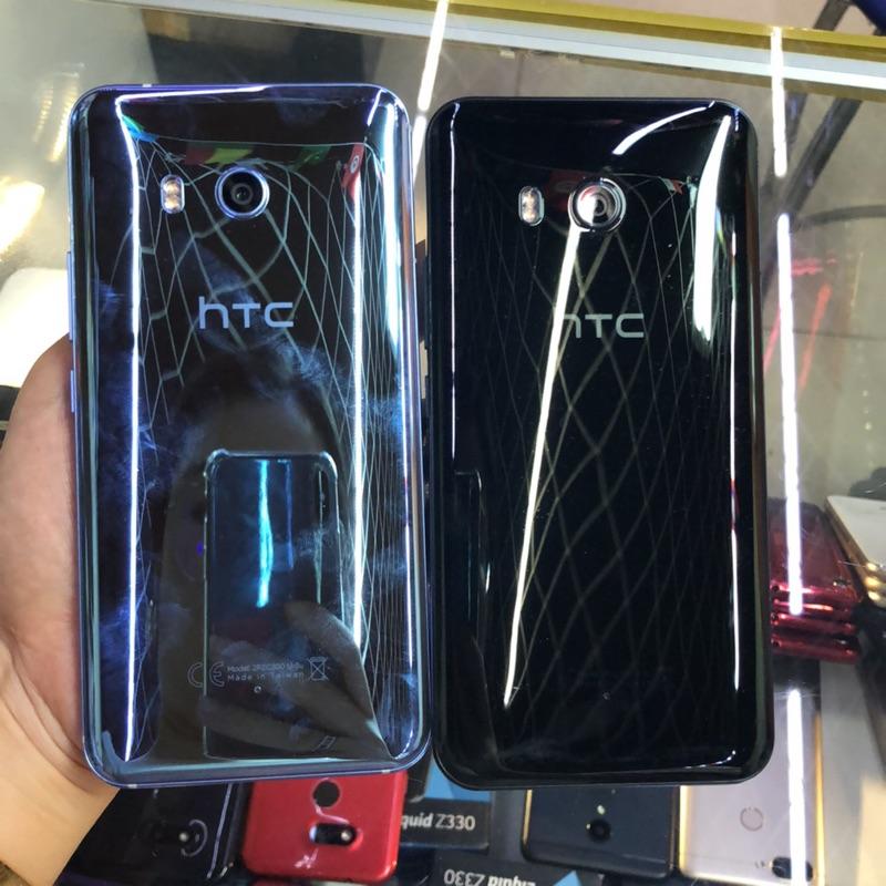 95新 HTC U11 U-3u 5.5吋 64G 128G 台灣公司貨 台中 永和 頂溪 實體店 二手手機