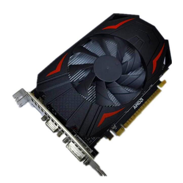 全新AMD顯卡HD6770 4GB DDR5 128BIT ATI獨立遊戲顯卡CF LOL顯示卡 21522