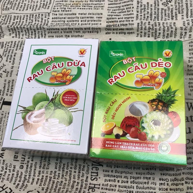 越南果凍粉 原味/椰子味 10g*12包
