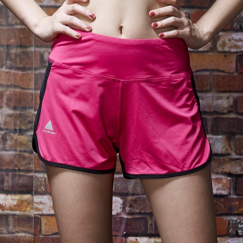 AREX SPORT 運動超彈力顯瘦短褲(慢跑、路跑、運動褲、瑜珈)