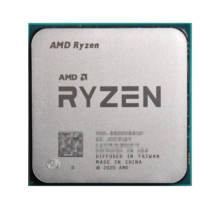 裝機精選~AMD銳龍R5 3500X/3600/5600X/5800X散片CPU處理器另有cpu主機板套裝