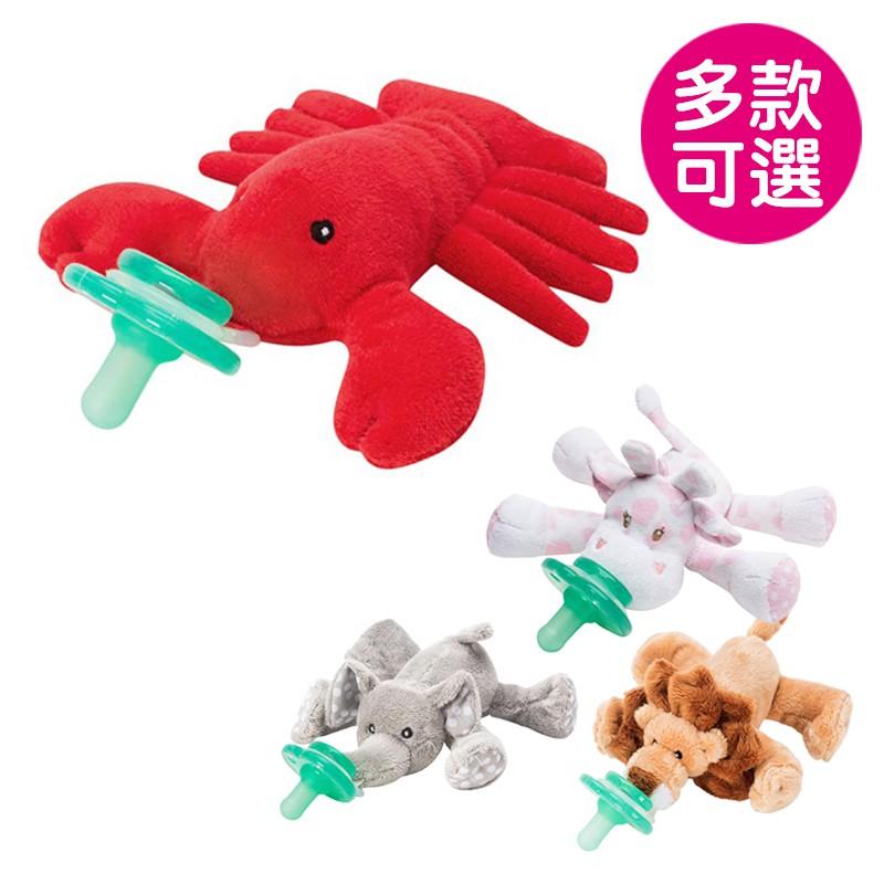 nookums-寶寶可愛造型安撫奶嘴/玩偶(多款可選) 可愛婦嬰