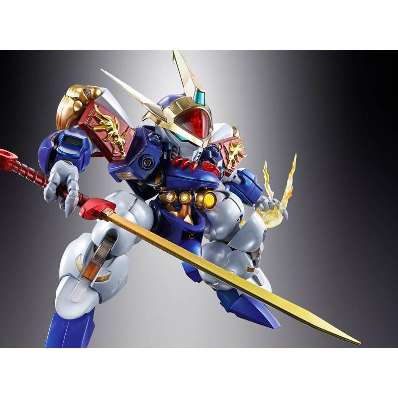 BANDAI METAL BUILD Dragon Scale 魔神英雄傳 龍神丸 萬年東海