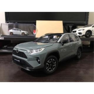 【E.M.C】1:18 1/ 18 原廠 Toyota RAV4 五代 金屬模型車 臺南市
