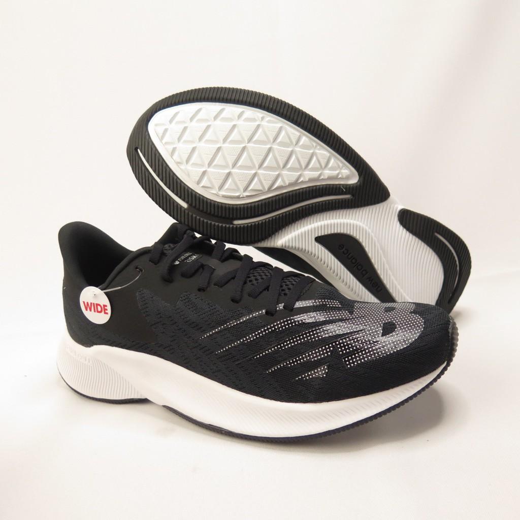 New Balance FuelCell Fue 慢跑鞋 運動鞋 2E楦 MFCPZBW 男款 黑【iSport愛運動】