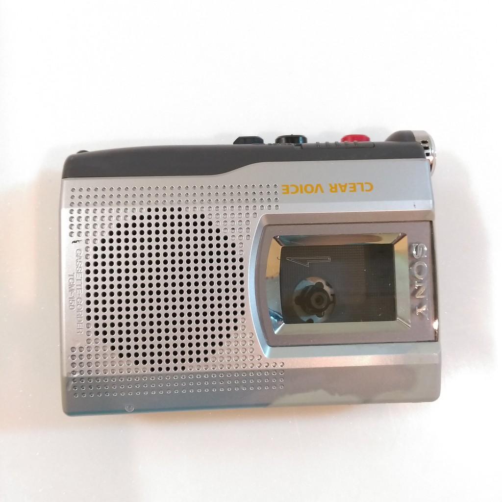 SONY 錄音機 收音機 隨身聽 TCM-150