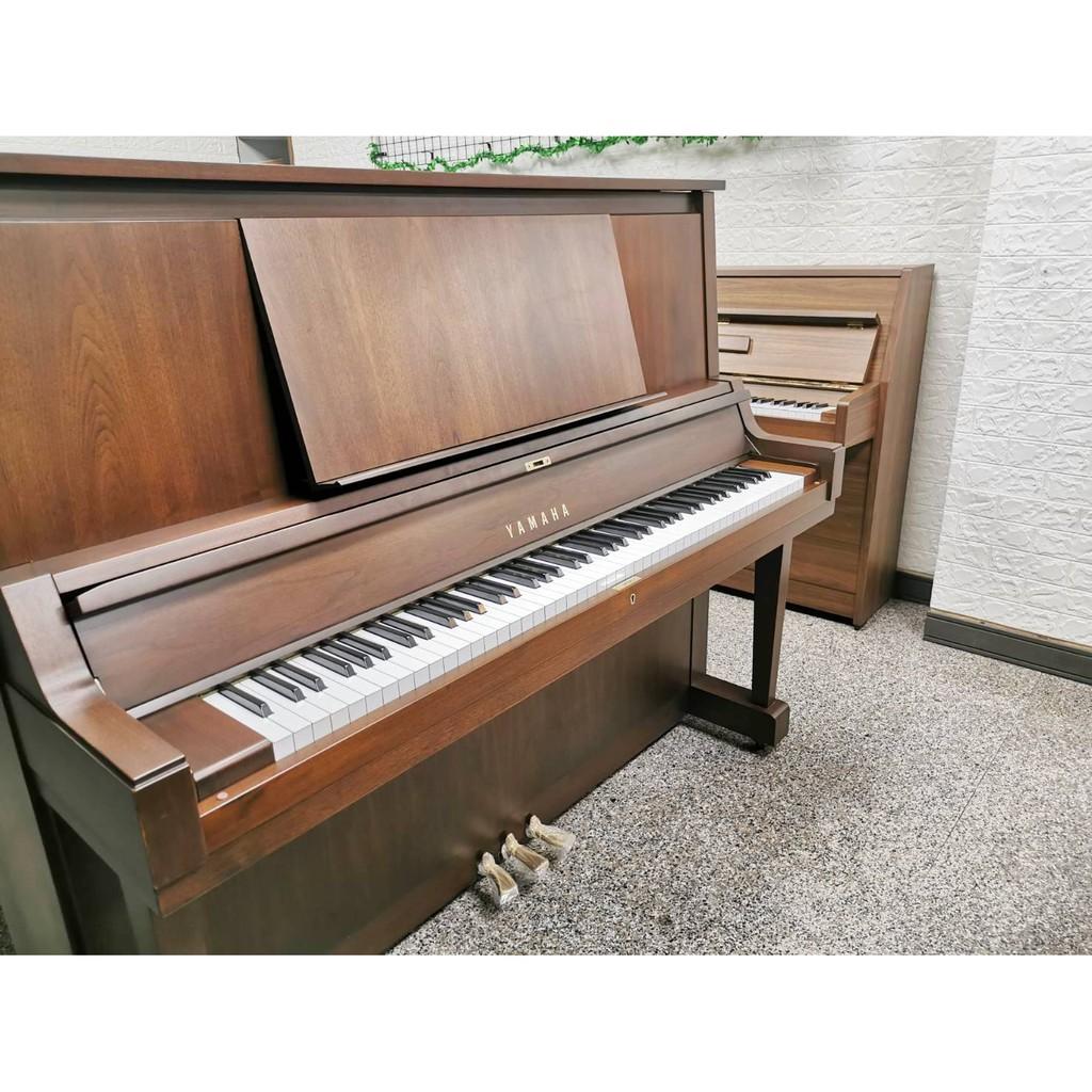 極美原木色 YAMAHA U30 二手鋼琴 中古鋼琴