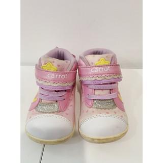 『二手』Carrot童鞋/ 學步鞋/ 機能鞋(尺標13.5cm)❤Juno喬裝童品❤ 新北市