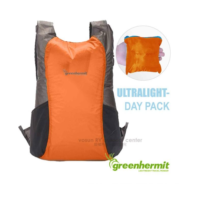 【蜂鳥 greenhermit 】超輕旅行背包 後背包/輕量/旅行/背包CT-1222