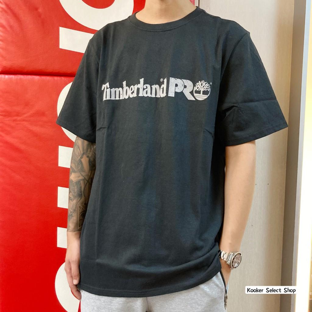 Timberland PRO 短袖 短T 厚磅 6.5oz 黑色 灰色 美國公司貨【Kooker】