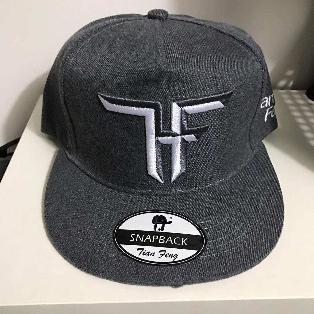 男女款棒球帽 (深灰色)