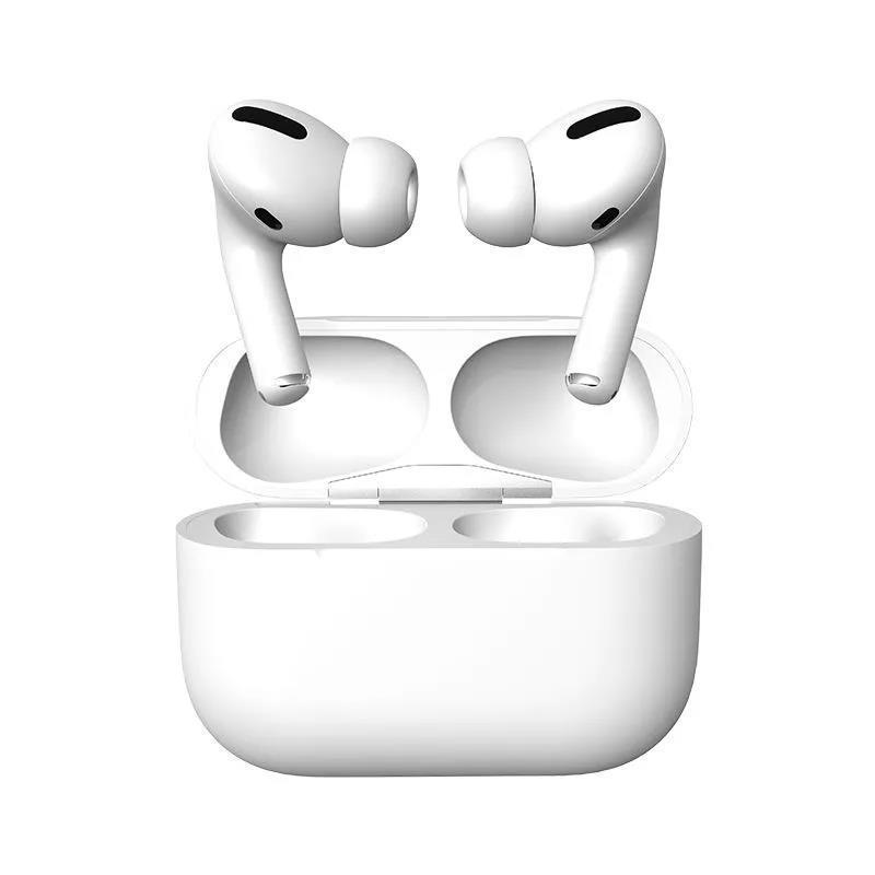 熱賣## 四代pro4無線藍牙耳機降噪改名定位彈窗適用於蘋果安卓iPhone通用
