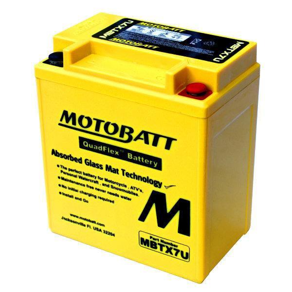 【泰格重車】MOTOBATT YAMAHA YZF-R3 R3 黃色電池 黃色電瓶 MBTX7U 強效電池 重機電瓶