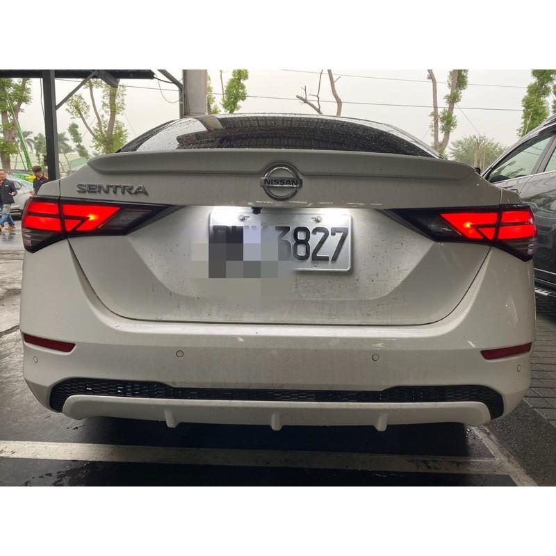 2020-2021 Nissan Sentra B18 LED牌照燈總成(現貨711免運優惠中)
