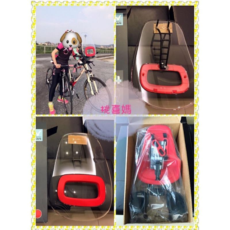 【桃喜爸—現貨9色】荷蘭 BOBIKE ONE MINI  前置安全座椅 單車兒童座椅 代購 yepp參考