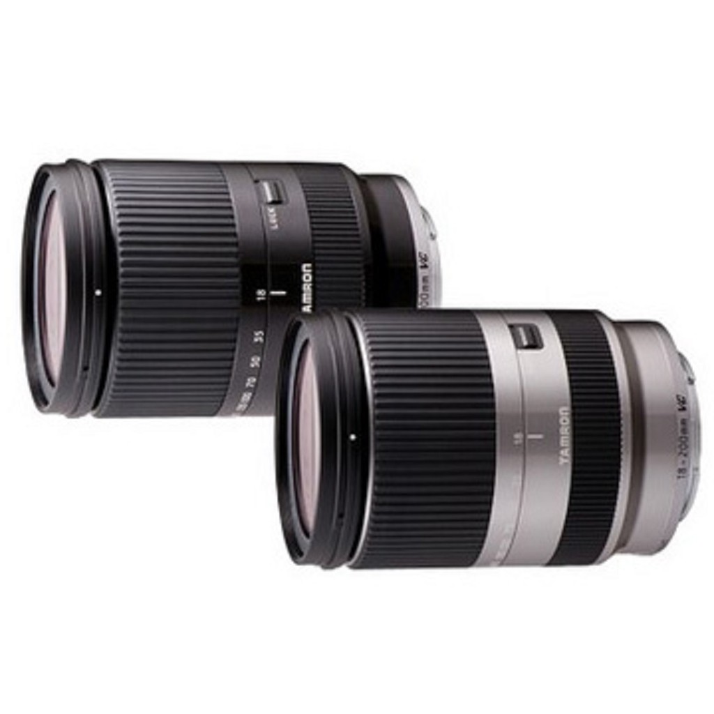 TAMRON 18-200mm F3.5-6.3 DI III VC FOR SONY/NEX系列/B011 公司貨