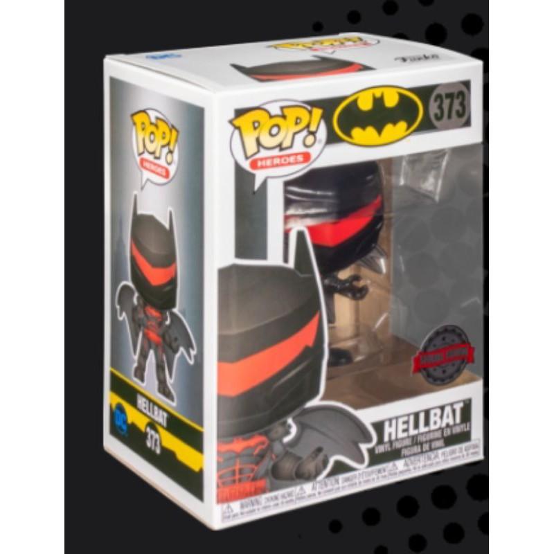 柴寶趣 FUNKO POP 373 地獄蝙蝠俠 HELLBAT BATMAN 正版