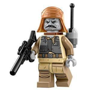Lego 樂高 星際大戰 人偶 sw798 Pao 配武器及裝備 75156