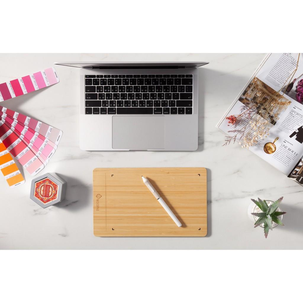 ( 現貨 )國外代購 ViewSonic New WoodPad 10 竹質繪圖板