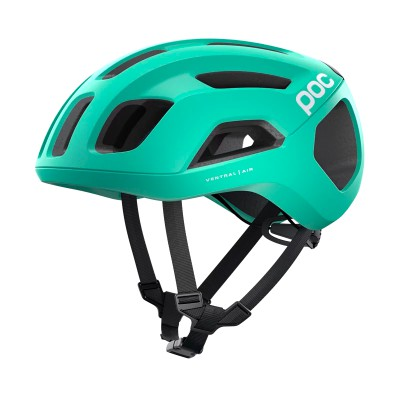 【鐵人兵工廠】POC Ventral Air Spin 安全帽 - 消光綠色 台灣公司貨