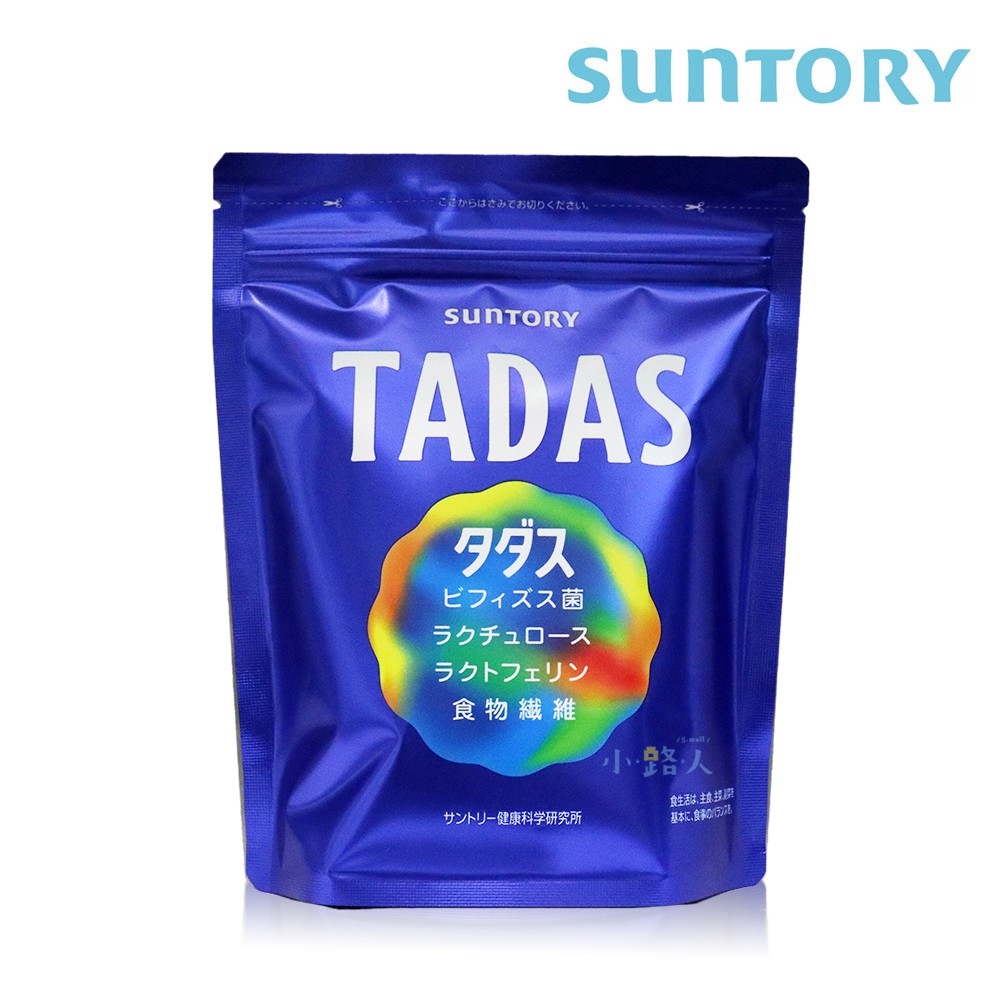 【SUNTORY 三得利】TADAS 比菲禦力菌(30入/包)