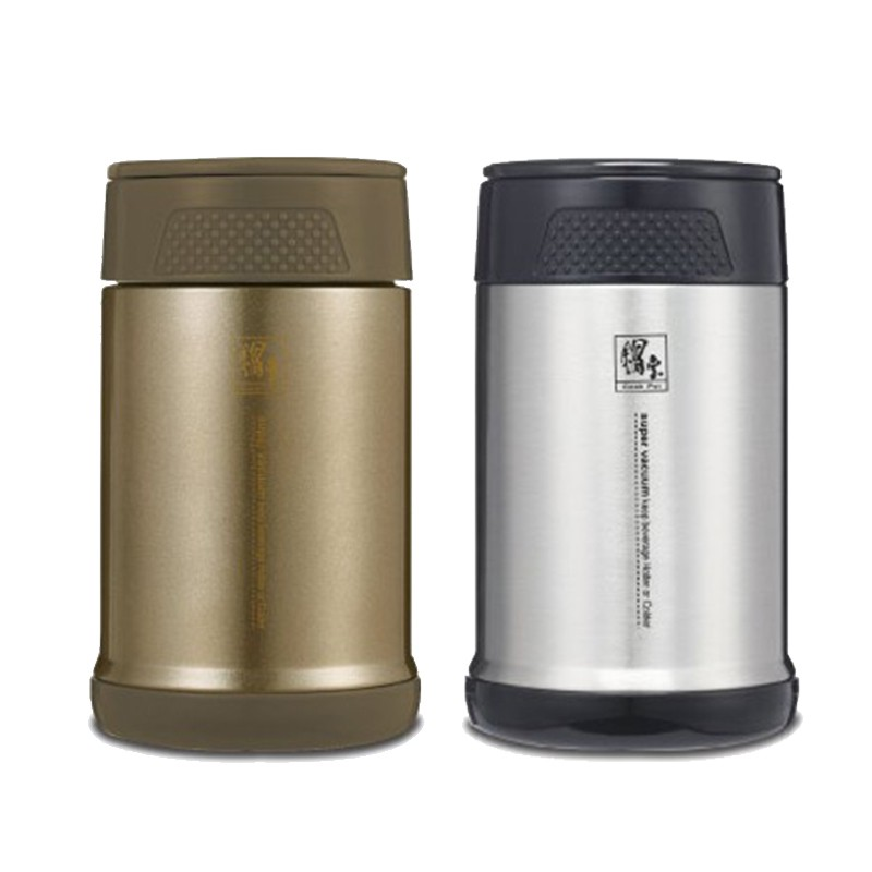 鍋寶 304不銹鋼 超真空燜燒罐(530c.c.) SVP-0530 悶燒罐 悶罐 保溫罐 便當罐 不鏽鋼飯盒 餐盒