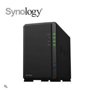 Synology 群暉科技 DS218j NAS 網路儲存伺服器(含硬碟)白色 臺中市