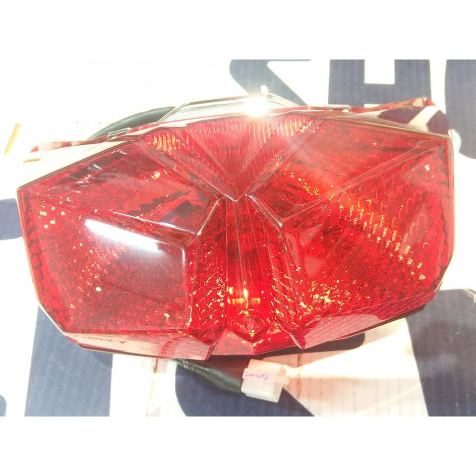 YAMAHA部品 山葉原廠料件 BWSR BWS-R 尾燈總成 尾燈組 紅