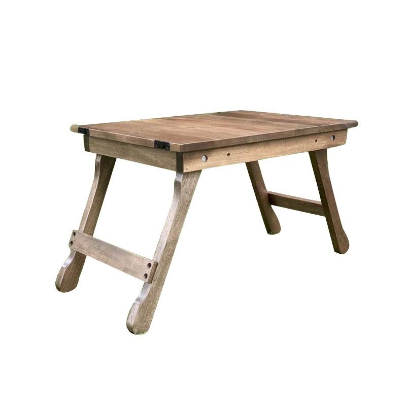 【大山野營-露營趣】新店桃園 Campingbar CAMP-6-2 原木延伸桌板 收納箱專用 木桌板 折疊側開收納箱適
