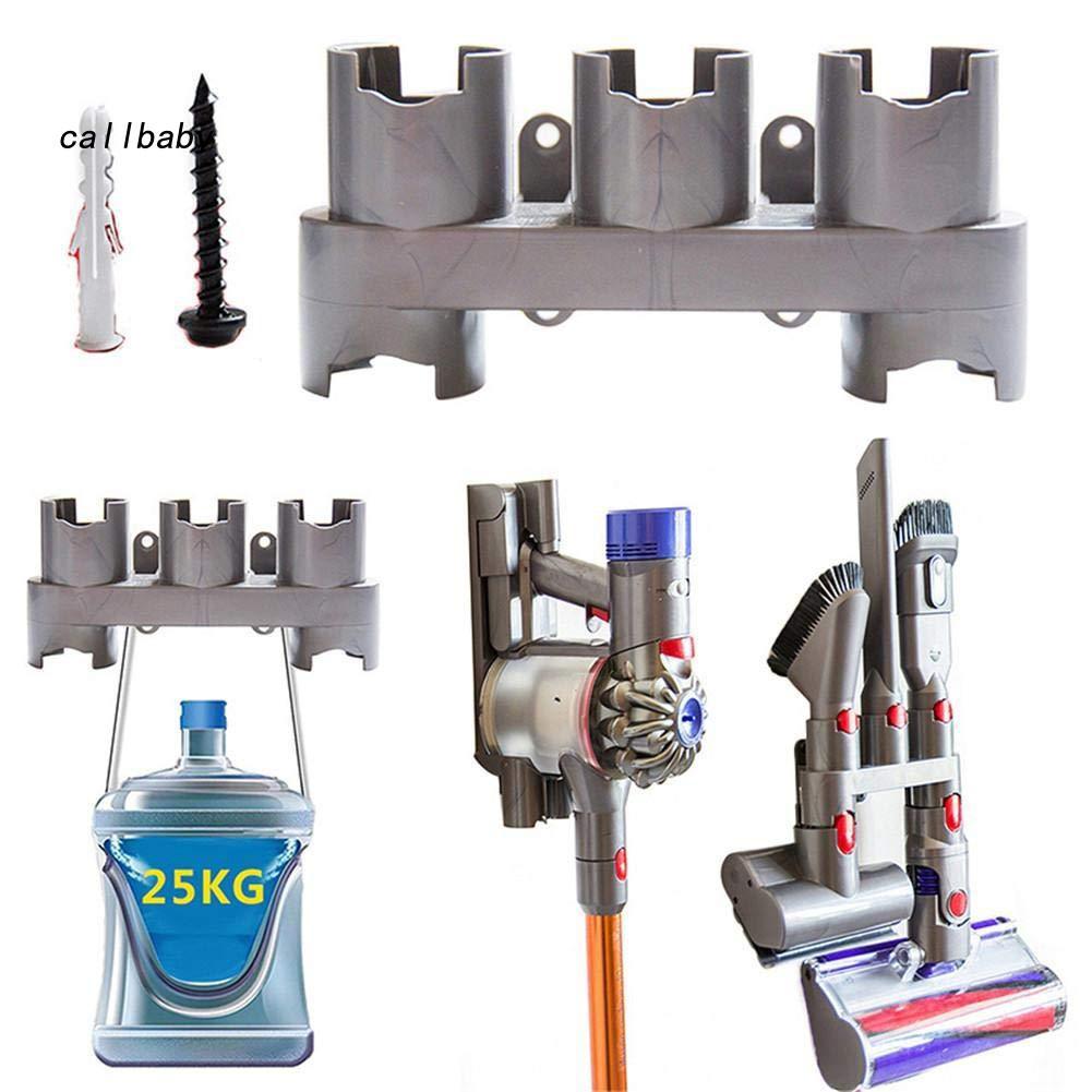 戴森V7 V8 V10吸塵器的毛刷工具噴嘴底座存儲支架