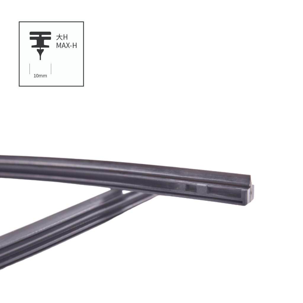 世茂嚴選 SM雨刷膠條 橡膠版 原廠三節雨刷 H26+17 適用 Honda CR-V CRV 3代 3.5代 CRV3
