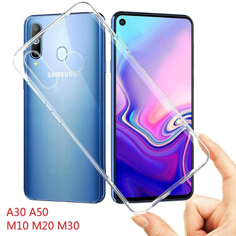 適用於 Samsung Galaxy M10 M20 M30 A10 A20 A30 A40 A50 A70 Case