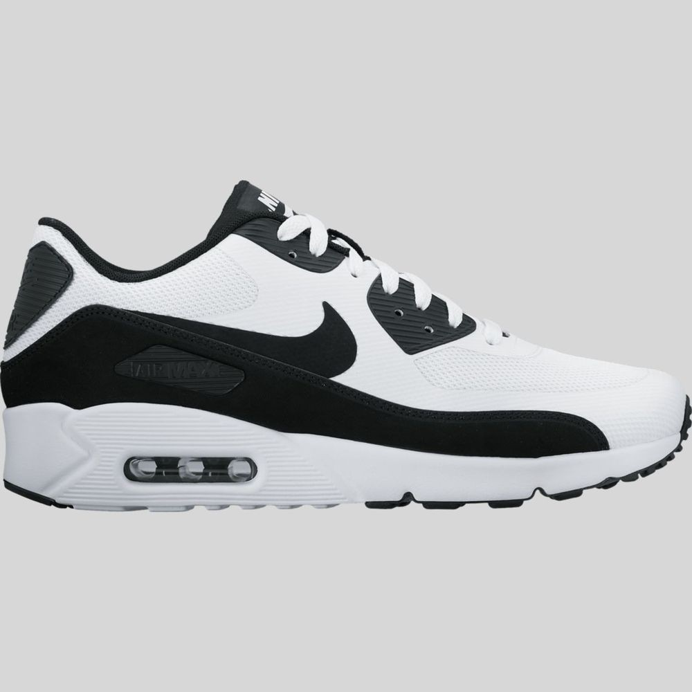 Nike XNI017T Air Max 90 Ultra 2.0 875695-100 男 黑白