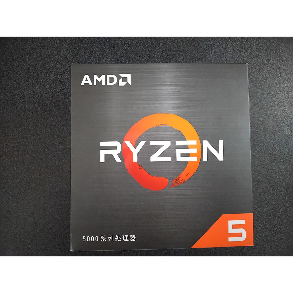AMD RYZEN 5600X CPU