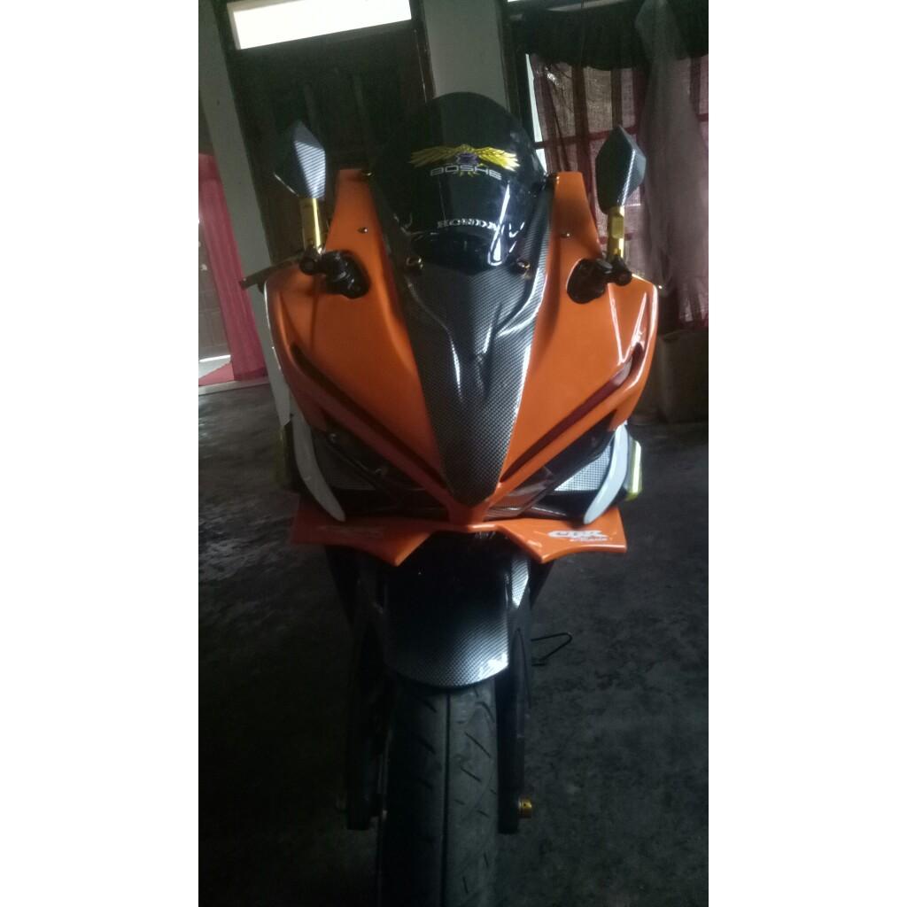 Moto橘皮 CBR150R V4 頭罩 廠車 車殼 honda cbr650r cbr650f cbr500r