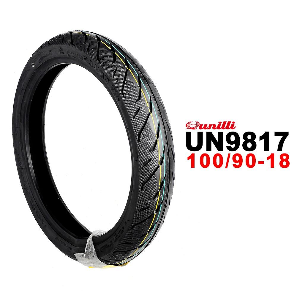 UNILLI 優耐立 輪胎 UN9817 100/90-18