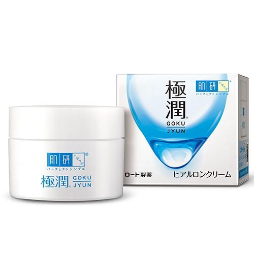 肌研極潤保濕凝霜50g【愛買】