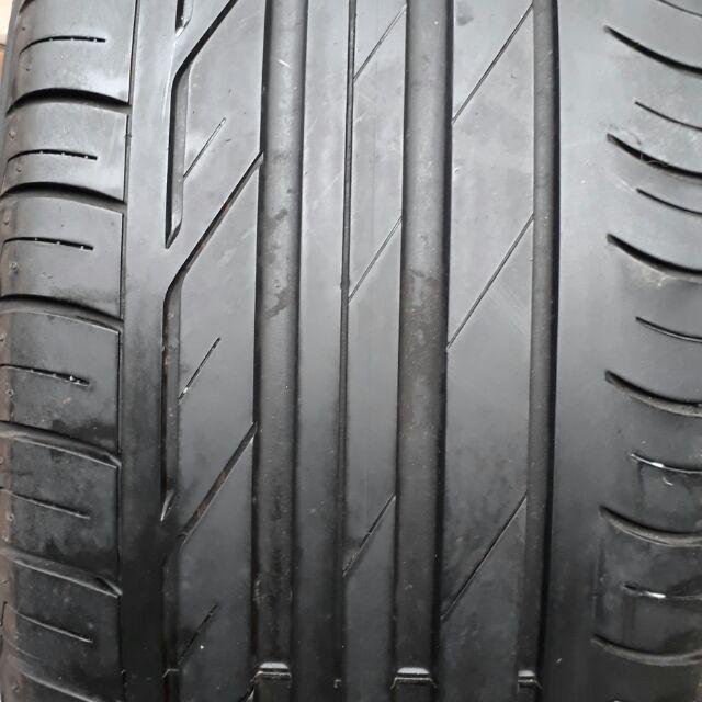 彰化員林 中古單一輪胎 落地胎 二手輪胎 225 55 17 實體店面免費安裝