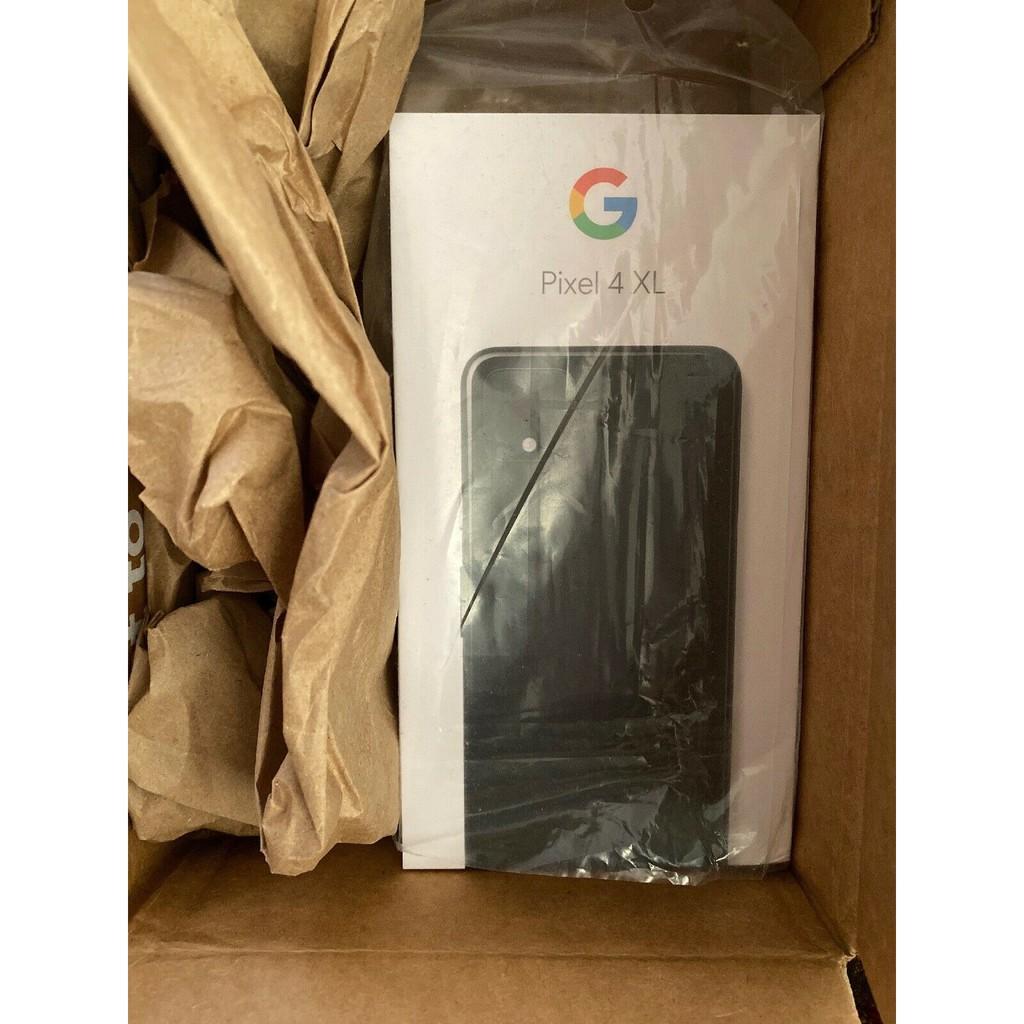 128G黑色**全新盒裝未拆封**Google Pixel 4 XL 6.3吋 128GB 純粹黑