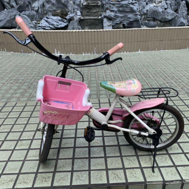 二手//兒童腳踏車16吋(高雄可面交)