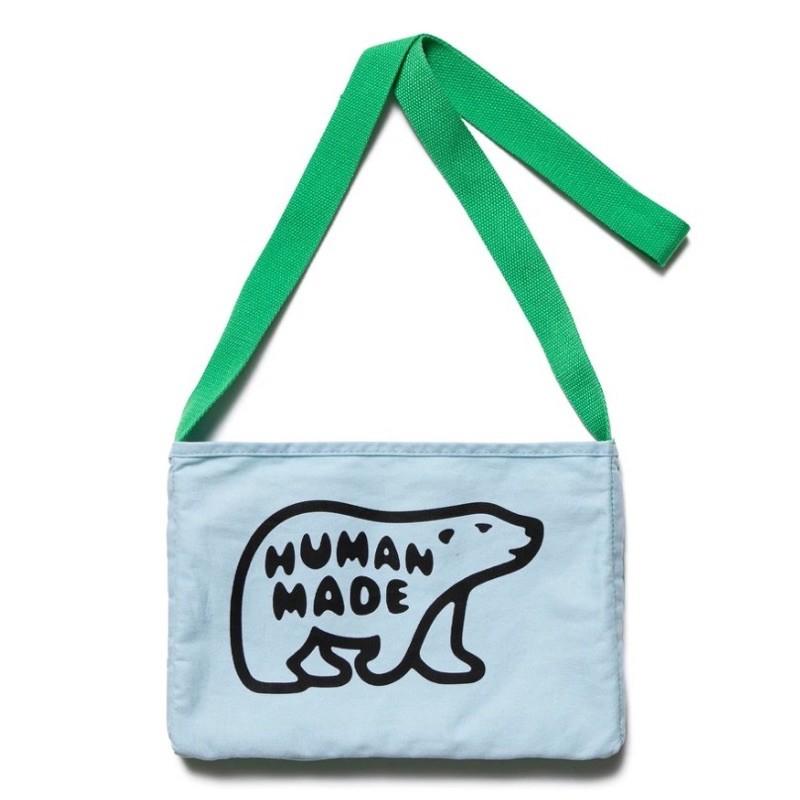 HUMAN MADE 側背包