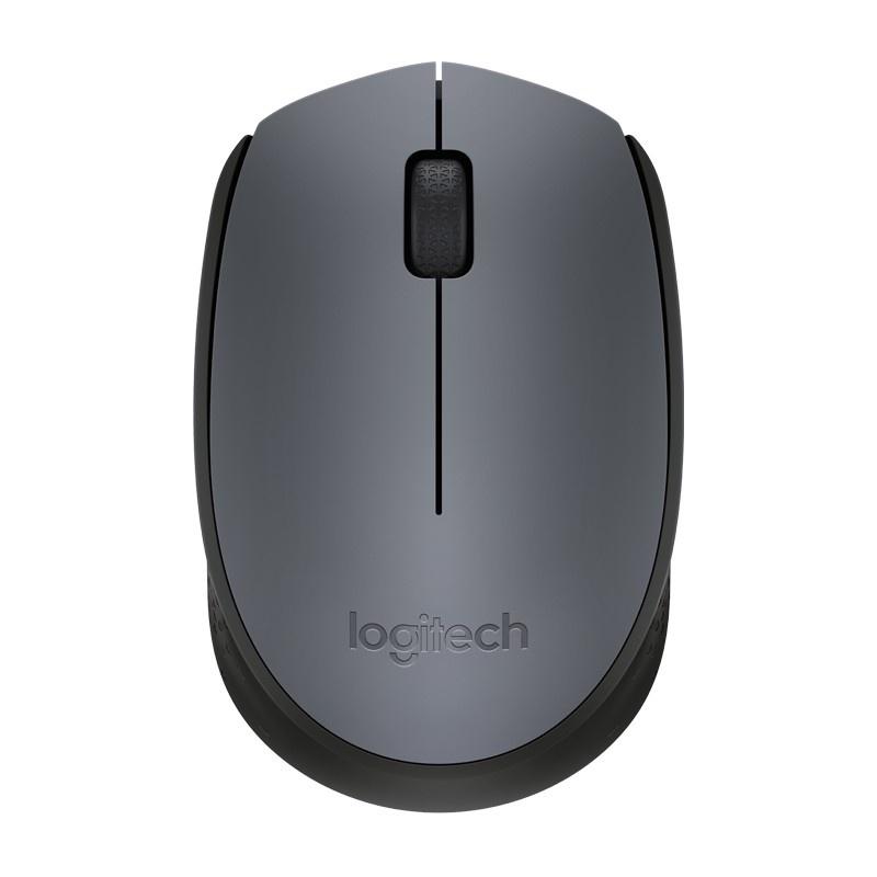 全新正品 Logitech 羅技無線滑鼠 M170 M171 灰黑 無線 滑鼠 迷你接收器
