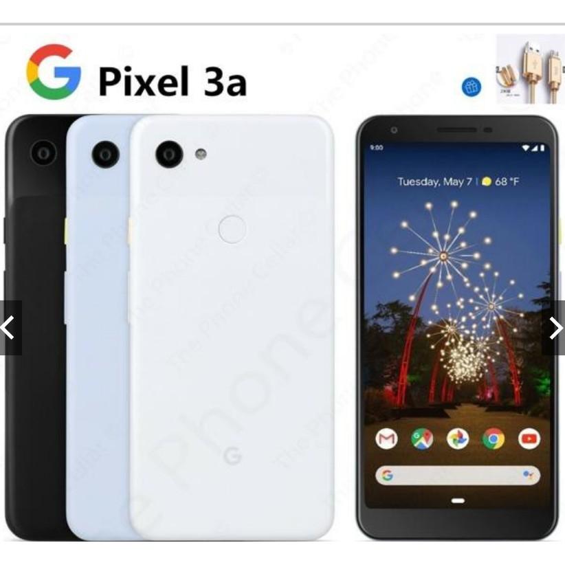 原廠盒裝 谷歌 Google Pixel 3a/XL版(送鋼化膜+保護套) 八核/5.6吋/6.3吋/64G/4G 空機