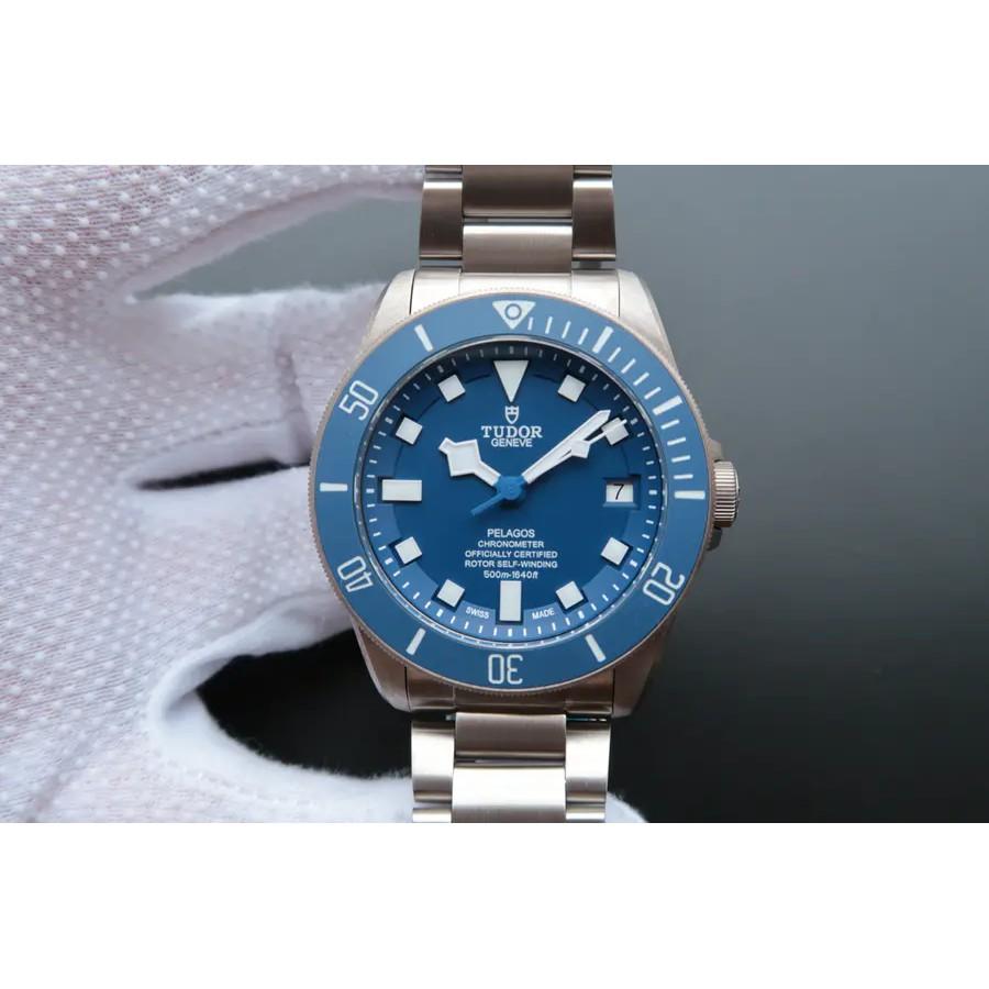 TUDOR帝舵PELAGOS系列M25600TB-0001腕表 機械男表 商務腕錶 手錶