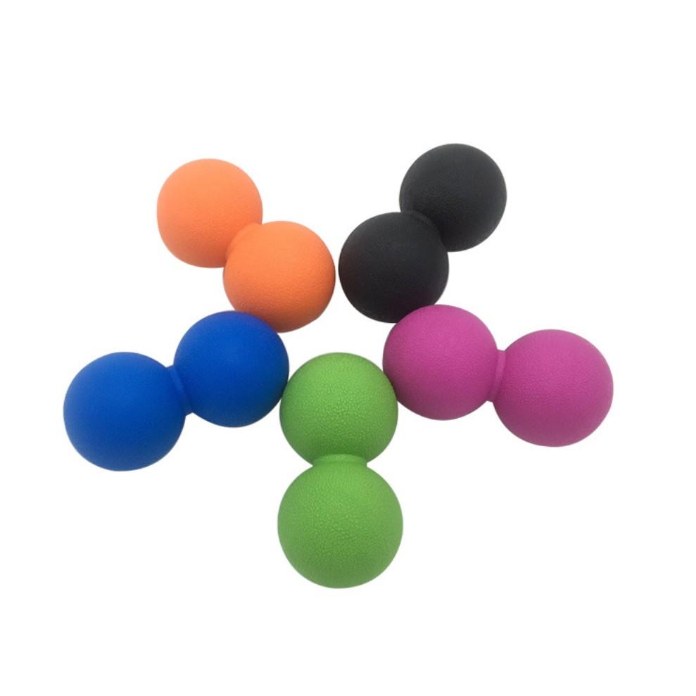 花生球 肌肉按摩球 筋膜按摩球