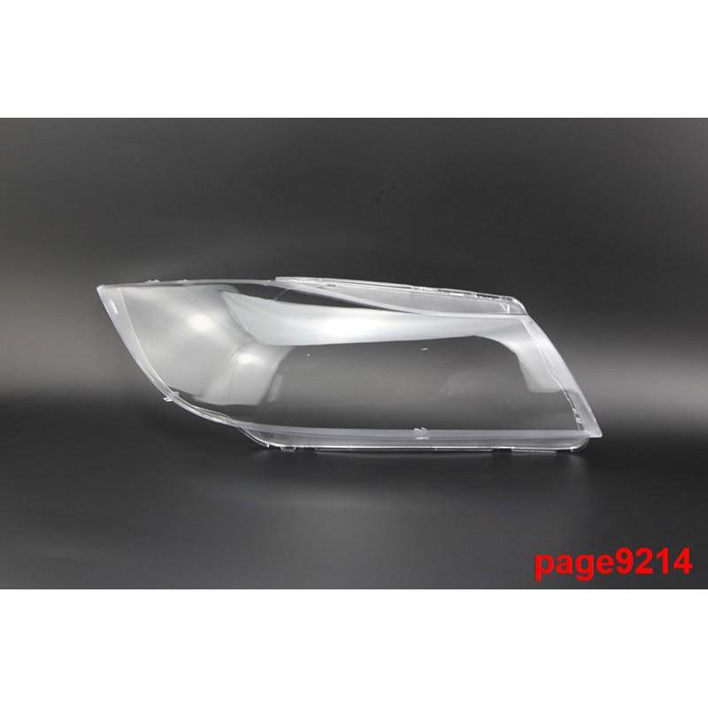 ⊙✠∈特賣 適用于寶馬3系前大燈燈罩 04-12款3系E90大燈罩 燈面 燈殼 底殼罩