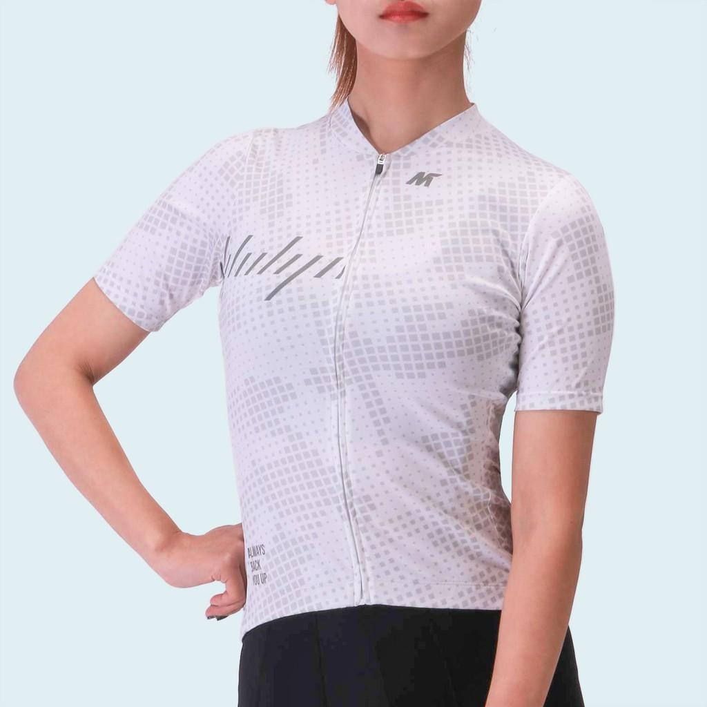 【VM.Plus】MSL艾比短車衣-白(女) 短車衣 女款 自行車車衣 騎行服
