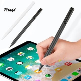 Pu 通用書寫電阻屏觸摸筆手機平板電腦衣領夾手寫筆
