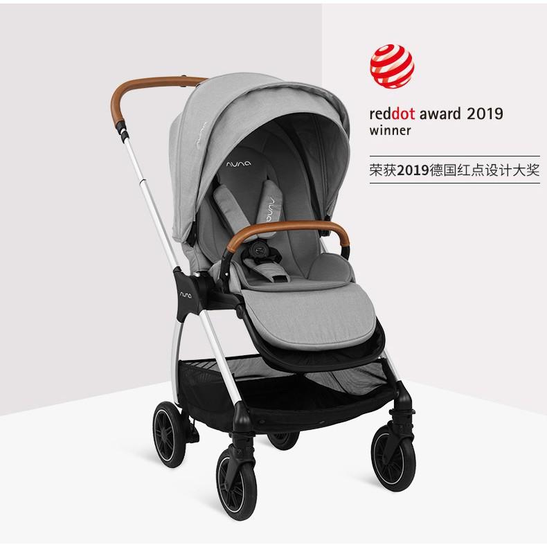 荷蘭NUNA triv系列嬰兒推車兒童推車高景觀推車明星同款2019新款